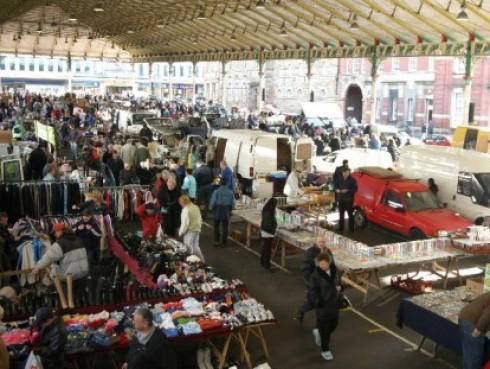 Preston Car Boot Sale And Flea Market Carboot Sale In Preston